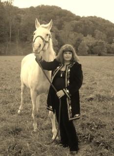 Sharyn McCrumb & Spectre